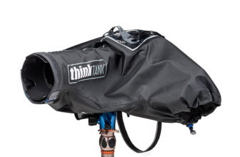 Think Tank updates its Hydrophobia rain covers, introduces new compact 'Emergency' line