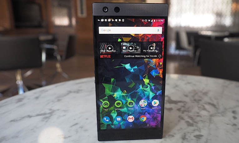 Razer Phone 2 will be available from AT&T on November 16th