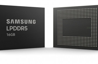 Samsung kickstarts LPDDR5 production using breakthrough process technology