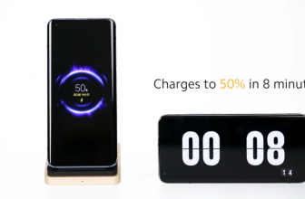 Xiaomi's wireless charger can fill a 4,000mAh battery in under 20 minutes