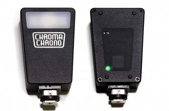 Chroma Chrono is a programmable RGB camera flash for colorful long exposures
