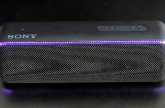 Sony XB32 Bluetooth speaker review