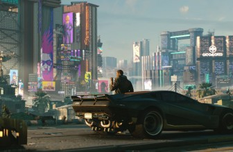 Here's your first look at dystopian RPG 'Cyperpunk 2077'