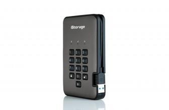 iStorage diskAshur Pro2 review
