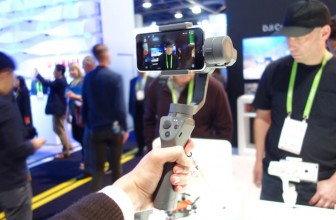 DJI Osmo Mobile 2 hands-on: DJI's newest smartphone gimbal revealed at CES 2018