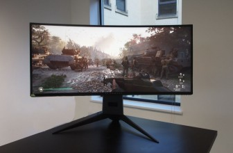 Alienware AW3418DW review