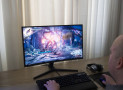 Samsung announces the CRG5 – its first G-Sync-compatible gaming monitor
