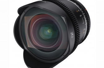 Samyang adds full frame 14mm T3.1 to VDSLR MK2 line-up