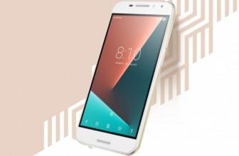 Vodafone Smart N8 is built for media and has a fingerprint scanner for under £100