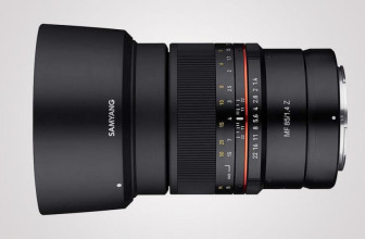 Samyang announces AF 85mm f/1.4 F, MF 14mm f/2.8 Z and MF 85mm f/1.4 Z lenses