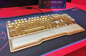 This $10,000 gold-plated keyboard is the tackiest way to blow your savings