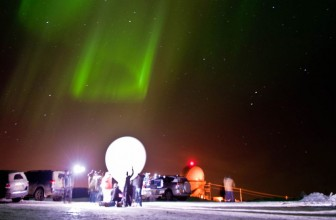 New Northern Lights research will make your sat nav mapping apps more accurate