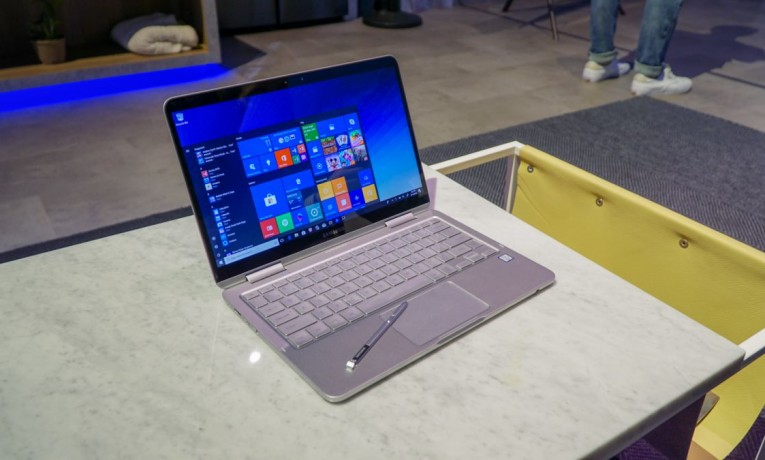 Hands on: Samsung Notebook 9 Pen review