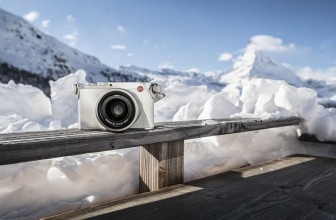 Leica unveils limited edition Leica Q 'Snow' inspired by an Olympic snowboarder