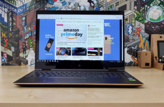 HP Spectre x360 15 (2018) review
