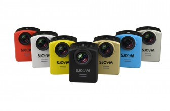 SJCAM M20 review: A tiny lightweight action camera that's also inexpensive