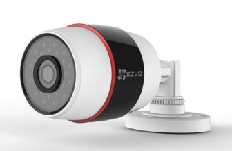 EZVIZ Husky review: This weatherproof camera gives you an eye on the outside of your home