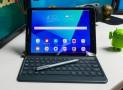 Samsung Galaxy Tab S4 renders show off its optional keyboard