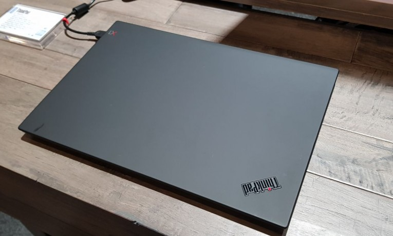 Hands on: Lenovo ThinkPad X1 Extreme review
