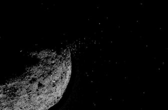 NASA reveals Bennu asteroid is spewing particles into space