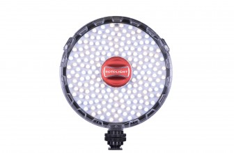 Rotolight NEO 2 LED combines the best of both continuous and strobe lighting