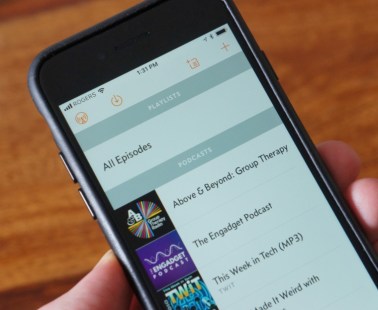 Overcast adds a smarter way to dive back into a podcast