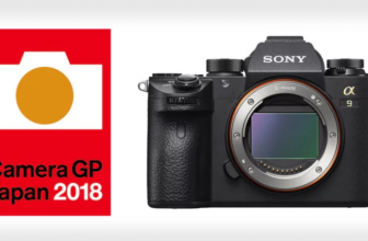 Sony a9 Wins 'Camera of the Year' in Japan