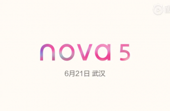Huawei Nova 5, Nova 5i Launch Set for June 21 in China