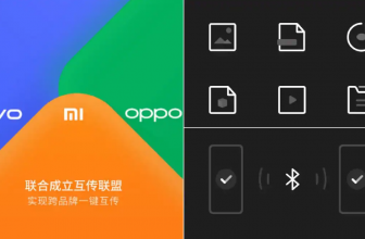 Oppo, Vivo, Xiaomi Team Up to Create Cross-Brand File Transfer Feature