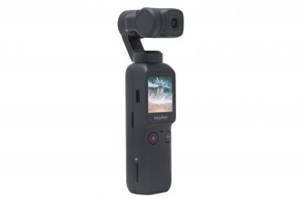 FeiyuTech's new 4K Feiyu Pocket camera is a more affordable clone of the DJI Osmo Pocket