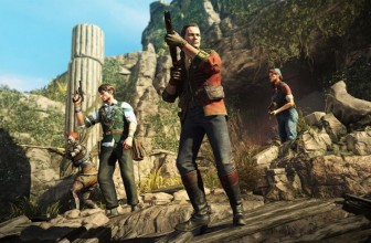 Strange Brigade was the game that made me proud to be British at this year's E3