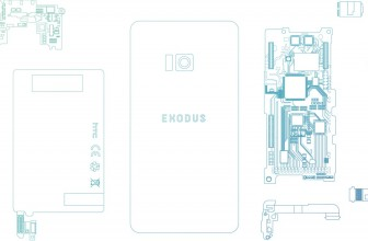 HTC's blockchain 'Exodus' phone launches this fall