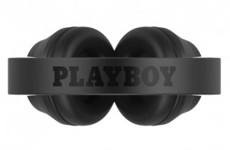 Playboy debuts its first wireless headphones (bunny ears not included)
