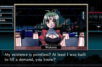 The cyberpunk bartending sequel to 'VA-11 HALL-A' arrives in 2020