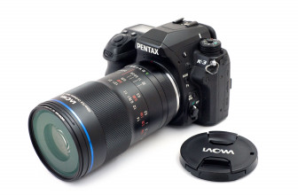 Venus Optics' 100mm F2.8 Ultra Macro lens is now available with Pentax K mount, new stepless EF mount version also available