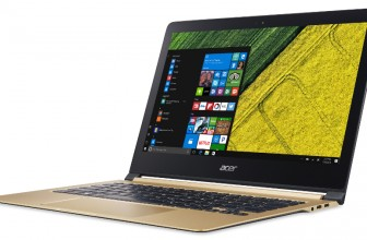 You can now buy an Acer Swift 7, the thinnest laptop ever made