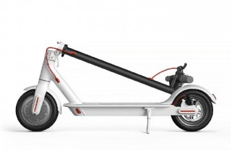 Xiaomi Mi Electric Scooter Launched, Can Fold With the Press of a Button in 3 Seconds