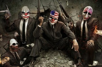 Payday 2 has been announced for Nintendo Switch