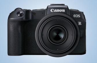 Canon EOS RP: second EOS R-series model announced