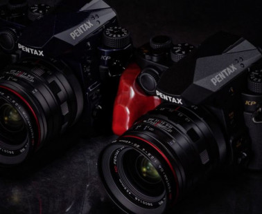 Pentax KP J Limited DSLR now official