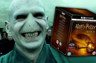 Harry Potter 4K HDR Blu-ray boxset casts its spell on November 27