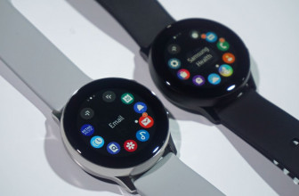 Samsung Galaxy Watch Active hands on review