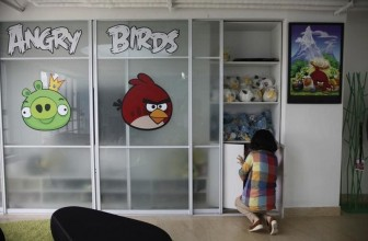 Angry Birds Maker Rovio Opens New Games Studio in London