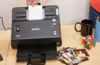 Epson FastFoto FF-640 review:
