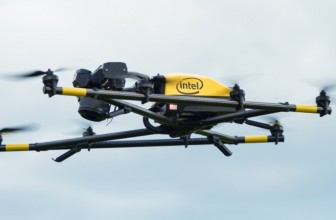 Intel Unveils Falcon 8+ Drone for Industrial Jobs; Can Reach Speeds of Nearly 60kpmh