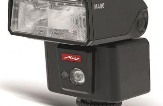 Metz mecablitz M400 compact wireless flash unit now available