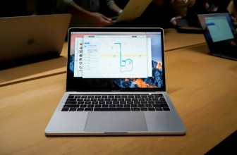 Laptop sales pick up with Apple's latest MacBook Pro selling nicely