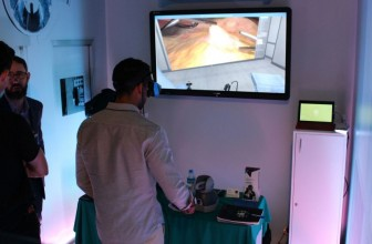 Meet the company making haptics that let you experience the feeling of cutting flesh