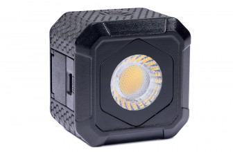 The Lume Cube Air is an ultra-portable app-controlled lighting solution