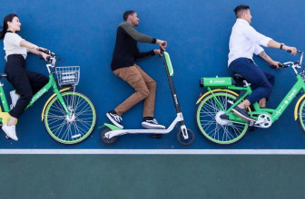 Google Maps can find you a nearby Lime scooter or bike